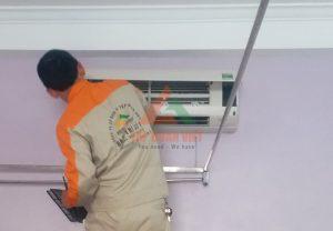 Dịch vụ sửa chữa, bảo dưỡng, vệ sinh máy điều hòa tại nhà
