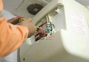 Dịch vụ sửa chữa bình nóng lạnh uy tín, đáng tin cậy tại nhà