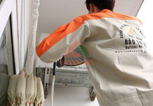 Dịch vụ sửa máy điều hòa tại nhà nhanh chóng chuyên nghiệp