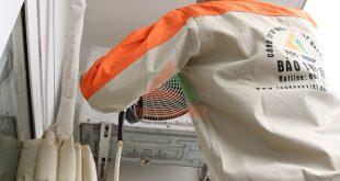 Dịch vụ sửa máy điều hòa tại 12 quận nhanh chóng chuyên nghiệp
