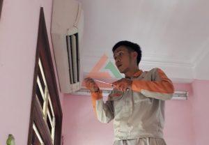 Dịch vụ sửa máy điều hòa tại nhà nhanh chóng chất lượng