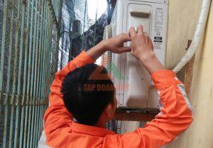 Dịch vụ vệ sinh máy điều hòa Samsung tại nhà