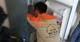 Nguyên nhân và cách sửa tủ lạnh LG chạy không ngắt