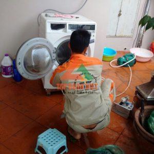 Dịch vụ sửa máy giặt Samsung tại nhà uy tín, giá rẻ