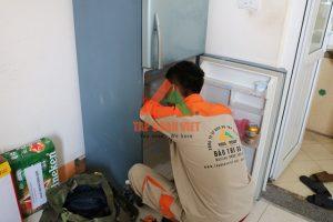 Dịch vụ sửa tủ lạnh LG tại nhà uy tín, đáng tin cậy