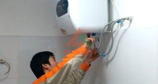 Hướng dẫn cách sửa bình nóng lạnh hay bị rò rỉ nước