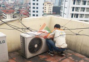 Khắc phục cục nóng điều hòa kêu to tại nhà