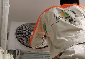 Dịch vụ sửa chữa điều hòa tại nhà Hà Nội