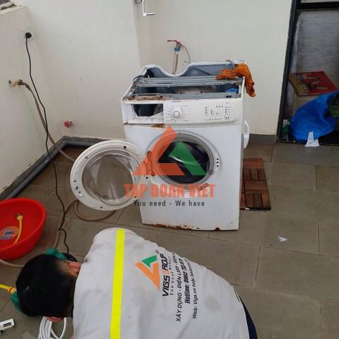 Thợ sửa máy giặt tại nhà uy tín chất lượng