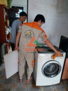 Dịch vụ sửa máy giặt tại nhà