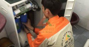 Sau thời gian sử dụng máy lọc nước là bao lâu thì nên thay lõi