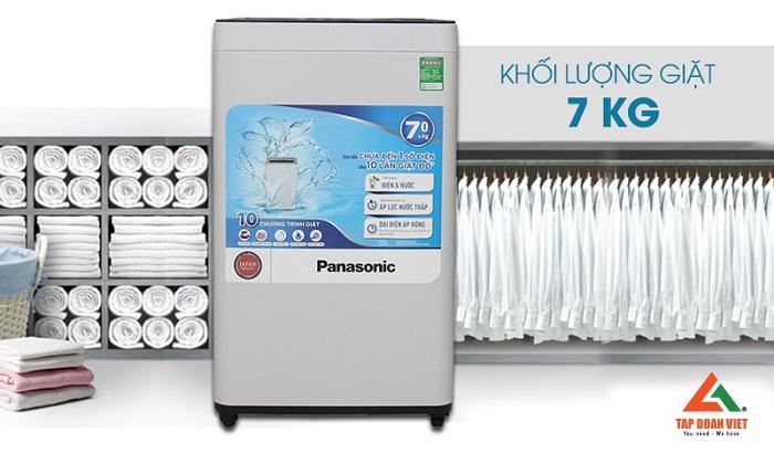Máy giặtPanasonic NA-F70VB7GRV
