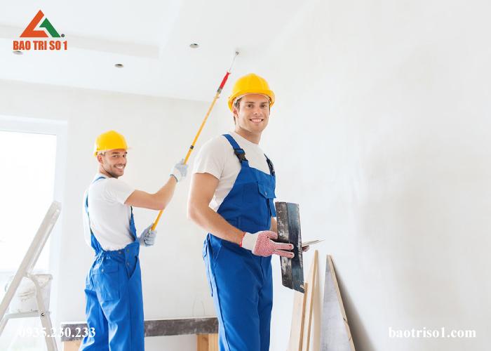 Sửa nhà chung cư giá tốt tại Hà Nội