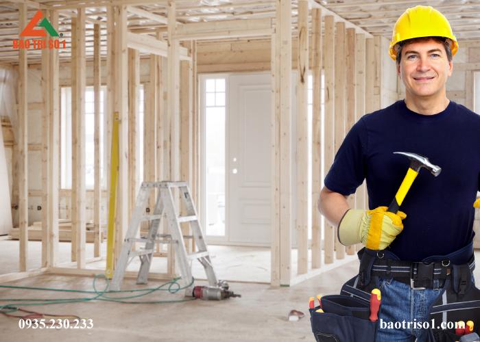 Địa chỉ sửa nhà chung cư giá rẻ