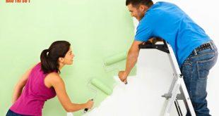 sơn nhà chống thấm giá rẻ
