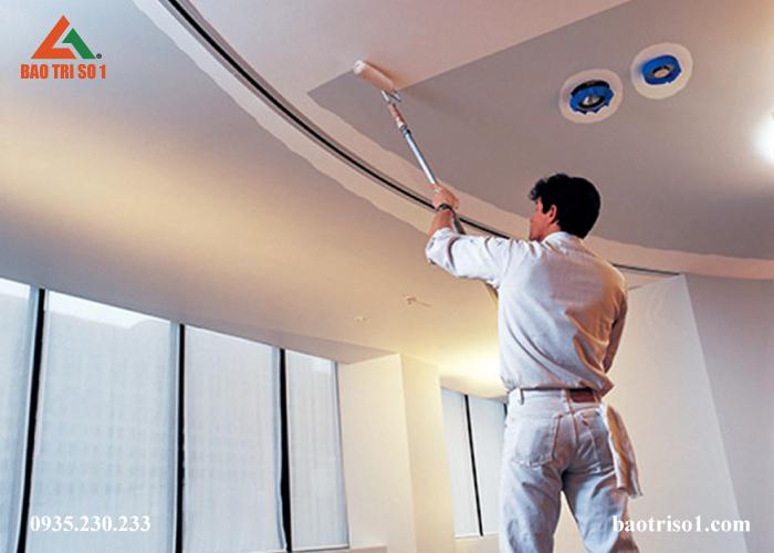 sơn nhà uy tín nhanh chóng