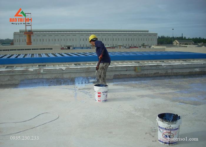 chống thấm sân thượng giá rẻ tại Hà Nội